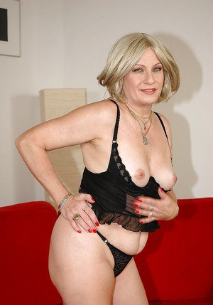 Mature pictures Horny granny